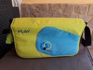 Bolso bebé nuevo y mochila nueva