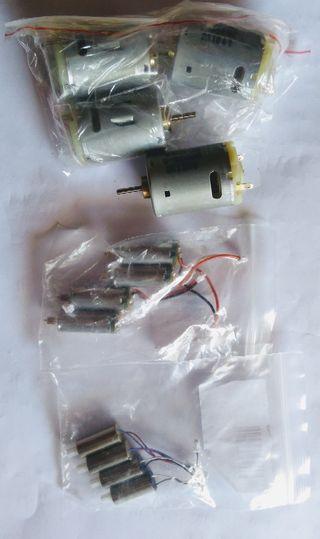 motores pequeños