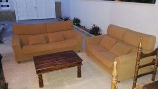 sofas de dos y tres plazas