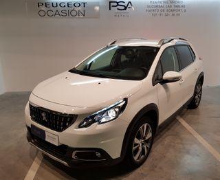 3380 Peugeot 2008 Allure 1.6 BHDI 120 2016 Blanco