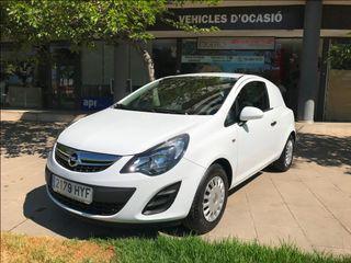 Opel Corsa VAN 2014