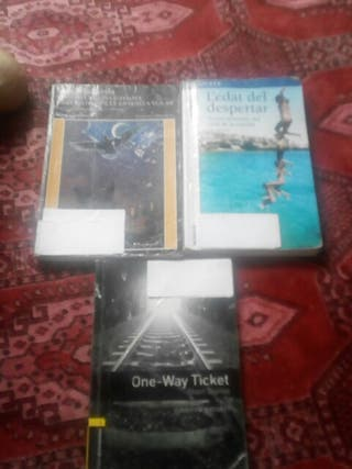 libros 1 eso 5€ cada uno