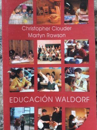libro educación waldorf