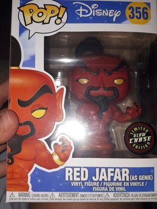 funko pop CHASE Red Jafar