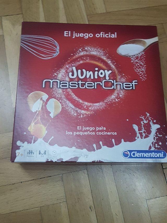 Juego De Mesa Masterchef Junior De Segunda Mano Por 8 En Alcorcon