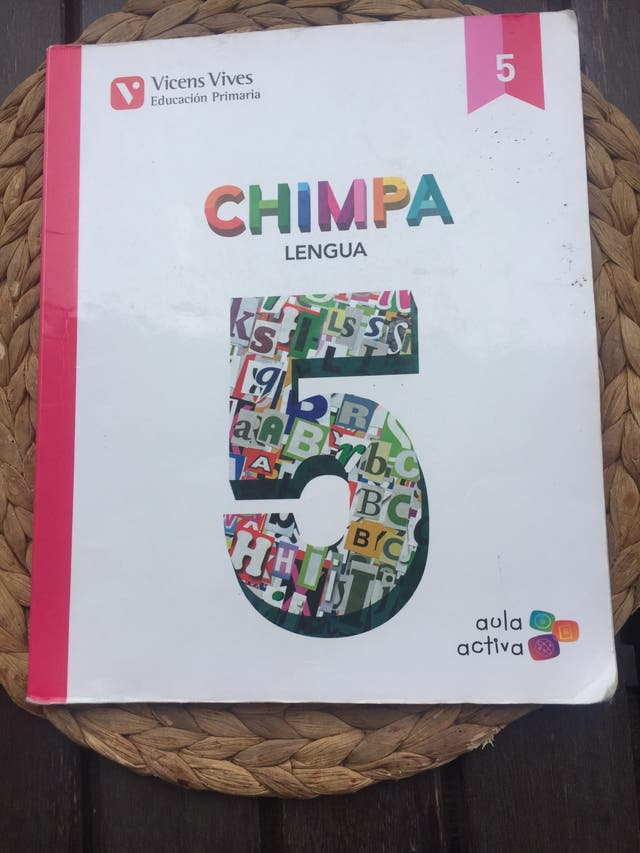 Chimpa Lengua 5 Vicens Vives