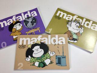 Comics de Mafalda editorial Lumen