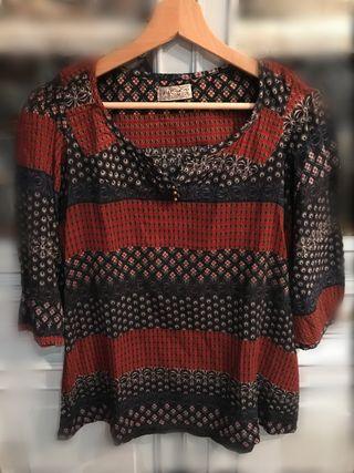 Camiseta mujer pull & bear