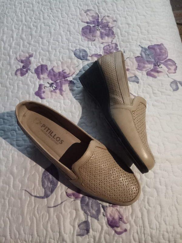 464fac05750 Zapato tacon bajo para señora de segunda mano por 7 € en Sestao en ...