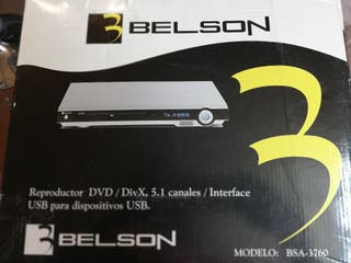 Reproductor DVD Belson