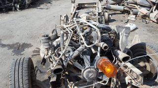 motor nissan cabstar
