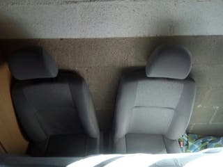 asientos +tapizados dacia logan fase 1