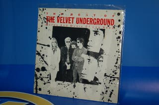Disco vinilo LP -The Best The Velvet Underground