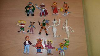 Figuras dibujos años 80 PVC startoys Yolanda