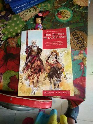 clásicos adaptados Don Quijote