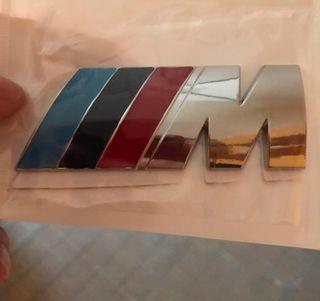 Emblema ///M para maletero BMW