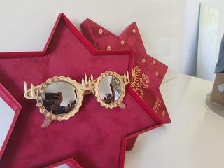 Gafas coleccionista swatch