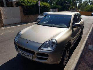Porsche Cayenne S 2005 GLP