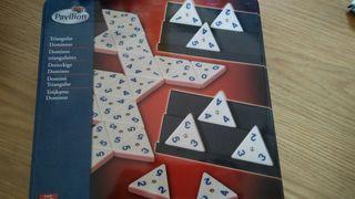 Domino triangular