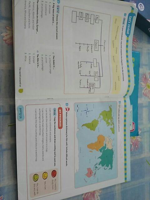 social science 3 primaria