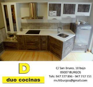 Mueble de cocina de segunda mano en Burgos - wallapop
