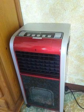 calentador refrigerador
