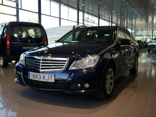 MERCEDES-BENZ Clase C Familiar e CDI BlueEfficiency Estate Classic DPF