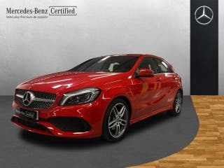 MERCEDES-BENZ CLASE A 0 d BERLINA