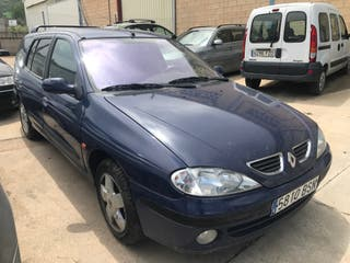 Renault Megane 2001 despiese