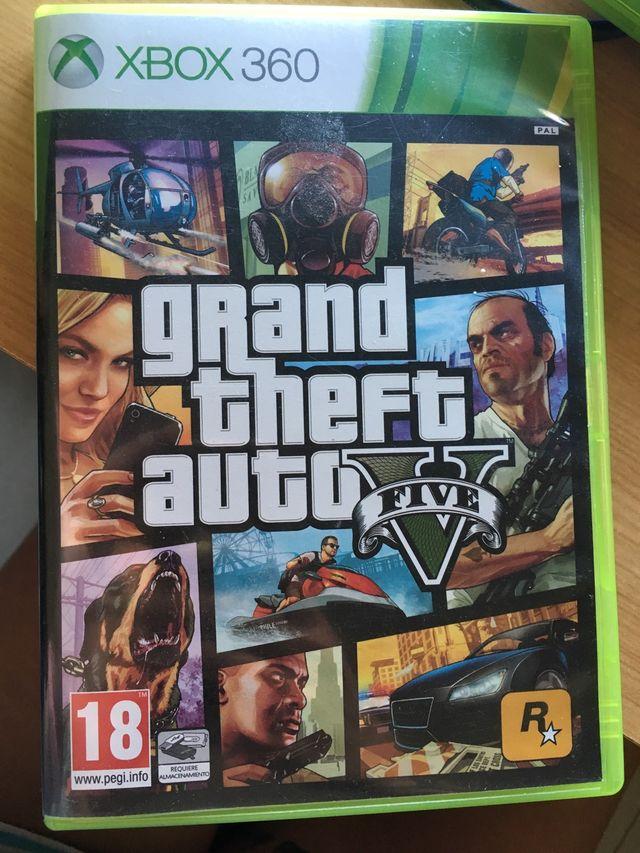 Juego Gta V Xbox 360 De Segunda Mano Por 16 En Logrono En Wallapop