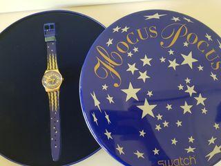 Reloj coleccionista swatch