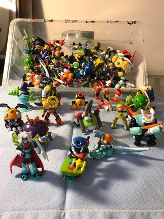 Heroes muñecos