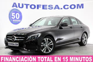Mercedes-Benz C 200 C200 136cv Avantgarde Auto 4p
