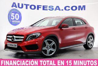 Mercedes-Benz GLA 220 GLA 220 CDI Pack AMG 170cv Auto 5p