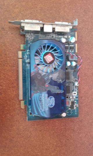 Tarjeta gráfica AMD Sapphire HD 3650