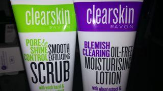 clearskin SOLO exfoliante