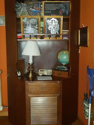 Mueble aparador de segunda mano por 10 en pamplona en wallapop - Segunda mano pamplona muebles ...