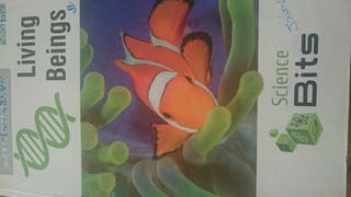 Libro Texto LIVING BEINGS biology 1 ESO