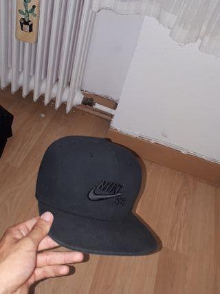 Gorra Nike Sb de segunda mano en Madrid en WALLAPOP 67f0d78349a