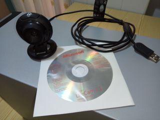 Microsoft LifeCam 1.1 Micrófono incorporado webcam