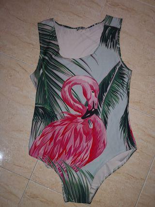 Bañador flamenco