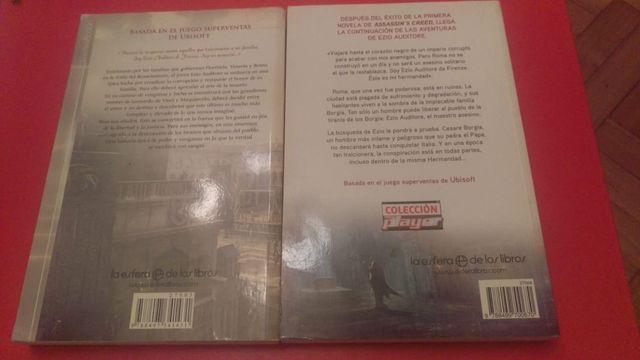 Libros assassins creed