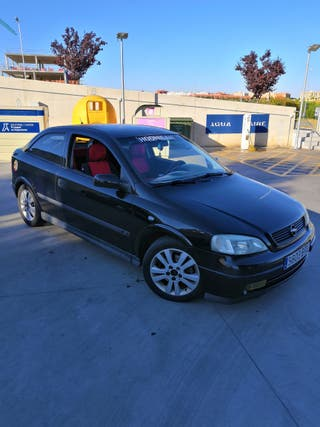 Opel Astra sport coupe