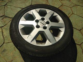 """llantas 16"""" sin neumáticos"""