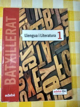 Libro de Llengua i literatura catalana