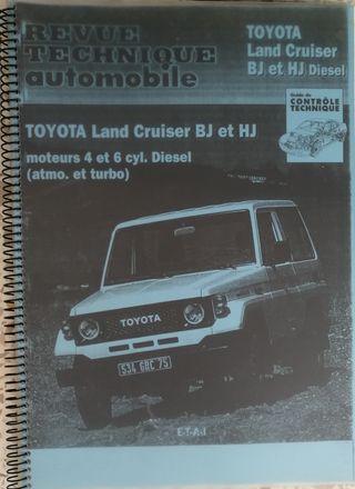 Manual taller Toyota bj y hj
