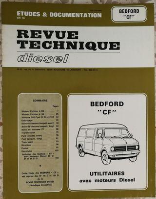 Manual de taller Bedford Cf