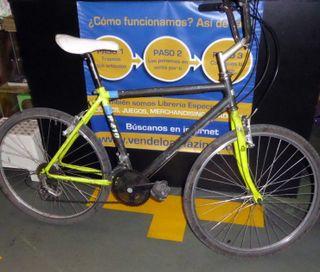 Bicicleta BH montaña P-410 con ruedas- 26 pulgadas