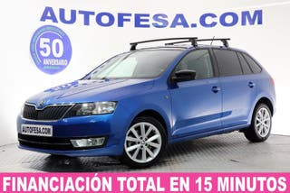 Skoda Rapid/Spaceback 1.6 TDI CR 105cv Ambition 5p