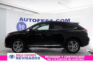 Lexus RX 450h 450h 3.5 299cv 25 Aniversario Hybrid Auto 5p